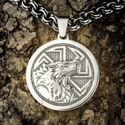 Волк коловрат из серебра - значение